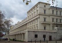 Sede de la Royal Society en Londres, creada en 1660 para el progreso de la ciencia natural. Foto: Kaihsu Tai.