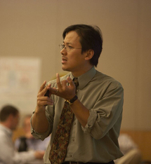 Michel Tuan Pham. Fuente: Columbia Business School.